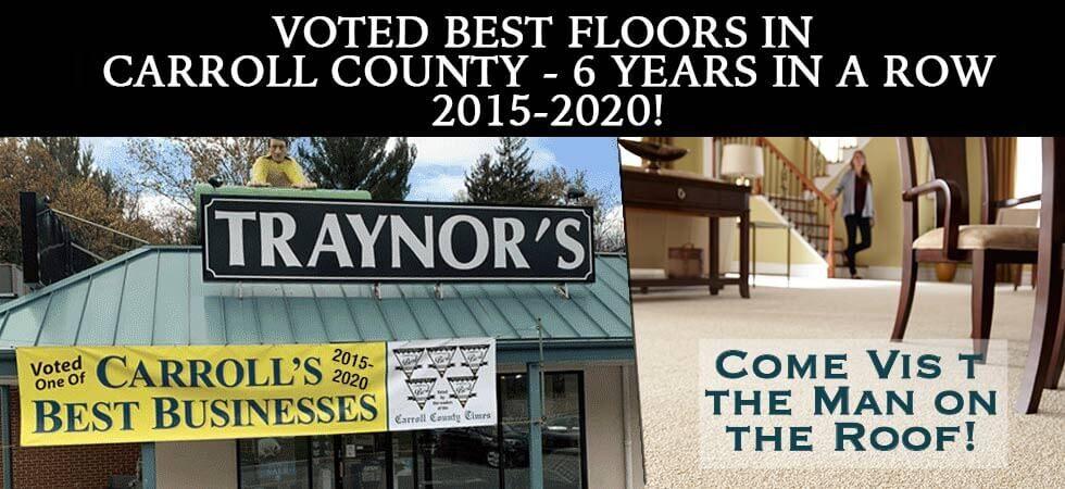 Voted Best Floors in Carroll County Best Winner 2020- Traynors-Carpet.jpg